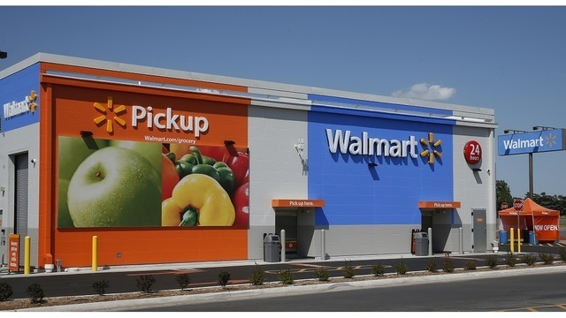 Walmart, Amazon allowing food stamps recipients to order