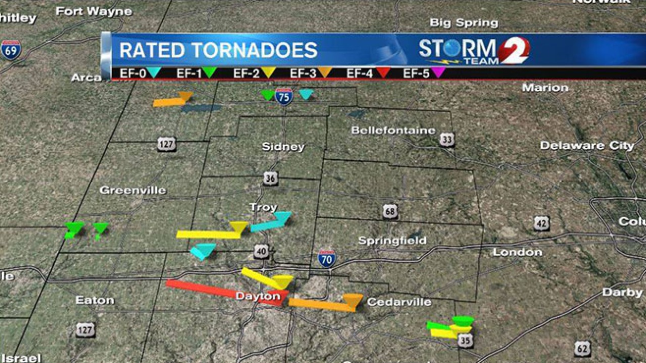 15th Tornado Confirmed In Memorial Day Tornado Outbreak