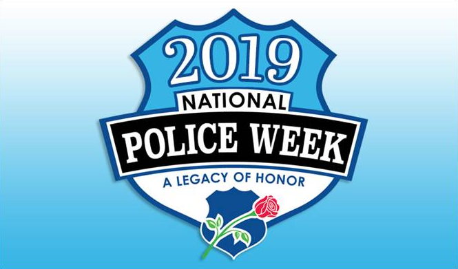 National Police Week Continues With Peace Officers Memorial Day