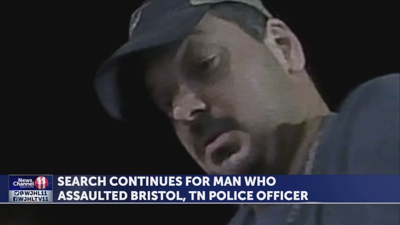 Bristol, TN searching for suspect