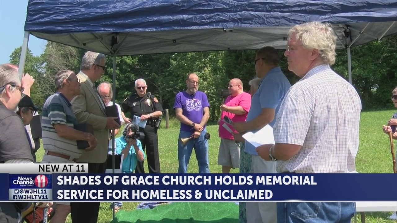 Community event to remember the homeless, unclaimed for