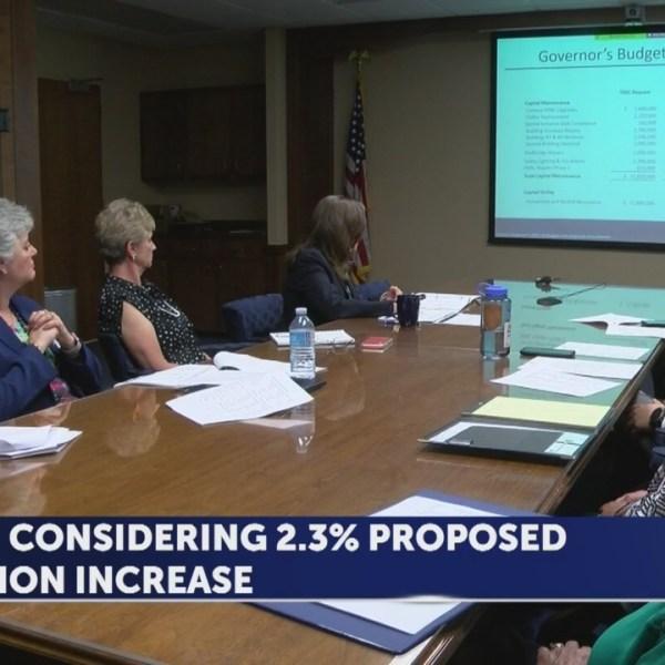 ETSU students facing possible tuition and mandatory fee increase