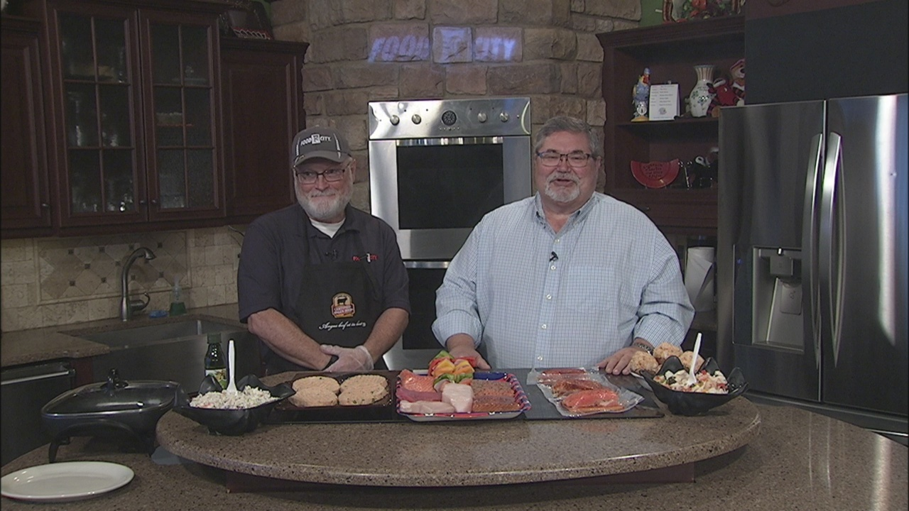 Meat Specialist Tim Arnold Discusses Seafood