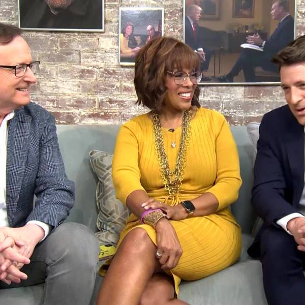 New 'CBS This Morning' crew hits the air on Monday