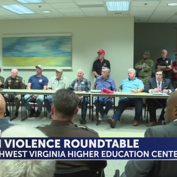 Community opposes Governor Northam's call for gun control at a gun violence roundtable