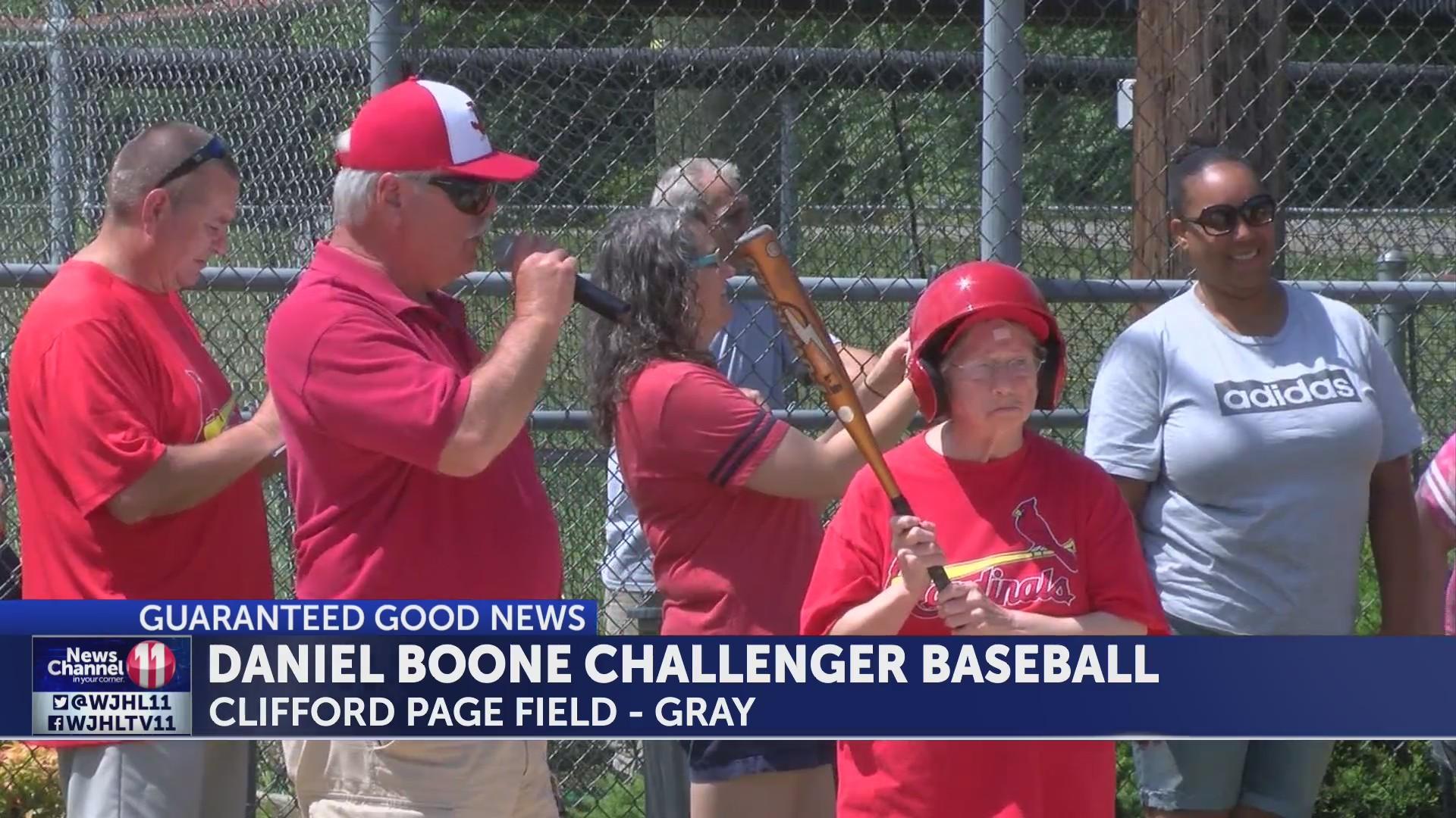 Daniel Boone Challenger League