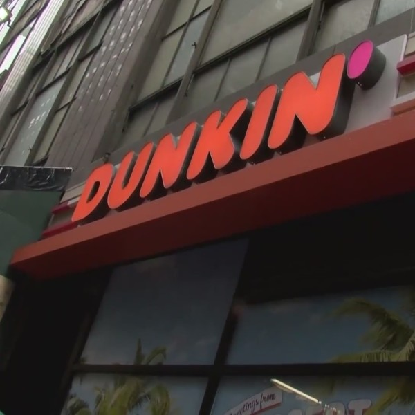 Dunkin' and Hershey's Sweet Summer Collaboration