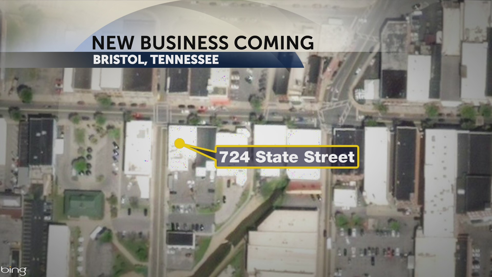 New Bristol business to be announced Wednesday morning