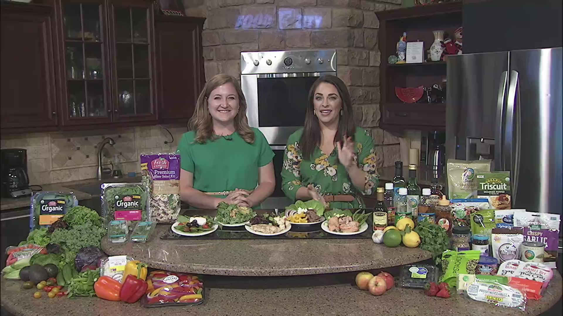 Sensational Summer Salads with Food City (Pt. 1)
