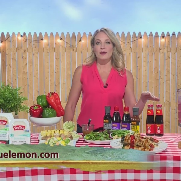 Summer Entertaining Tips from Chef Julie Hartigan