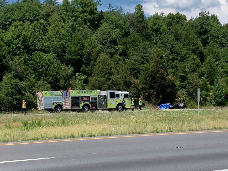 Two people killed in I-81 head-on crash in Sullivan County | WJHL
