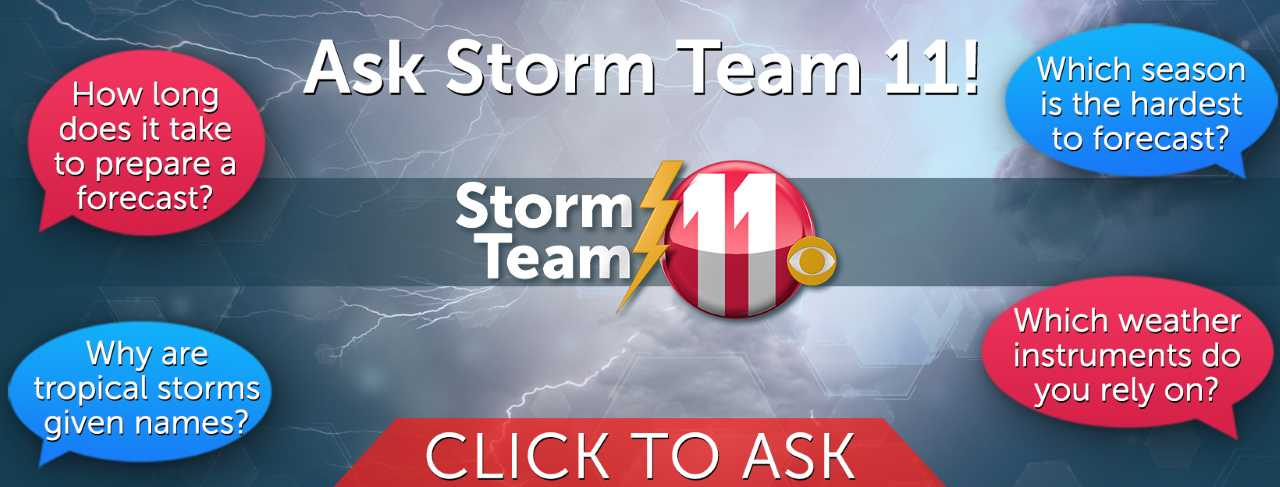 Ask Storm Team 11 | WJHL | Tri-Cities News & Weather