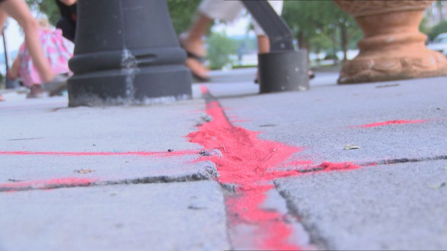 Red Sand Project brings human trafficking awareness to