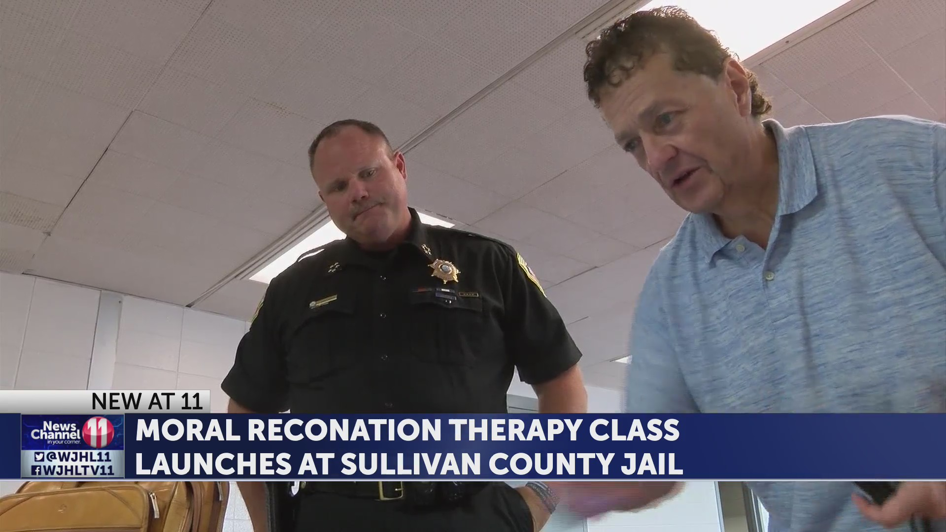 New Sullivan County Jail program prepares inmates for life