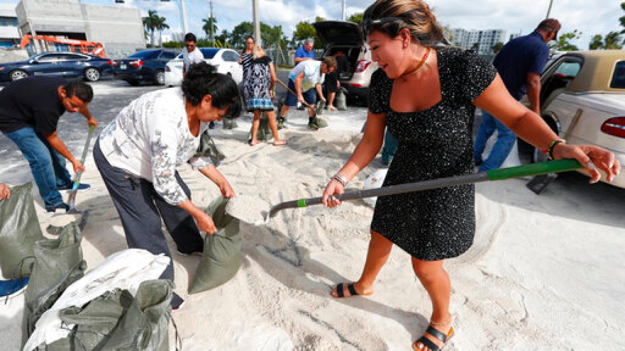 Aylen Moon evacuations begin as dorian bears down on northern bahamas