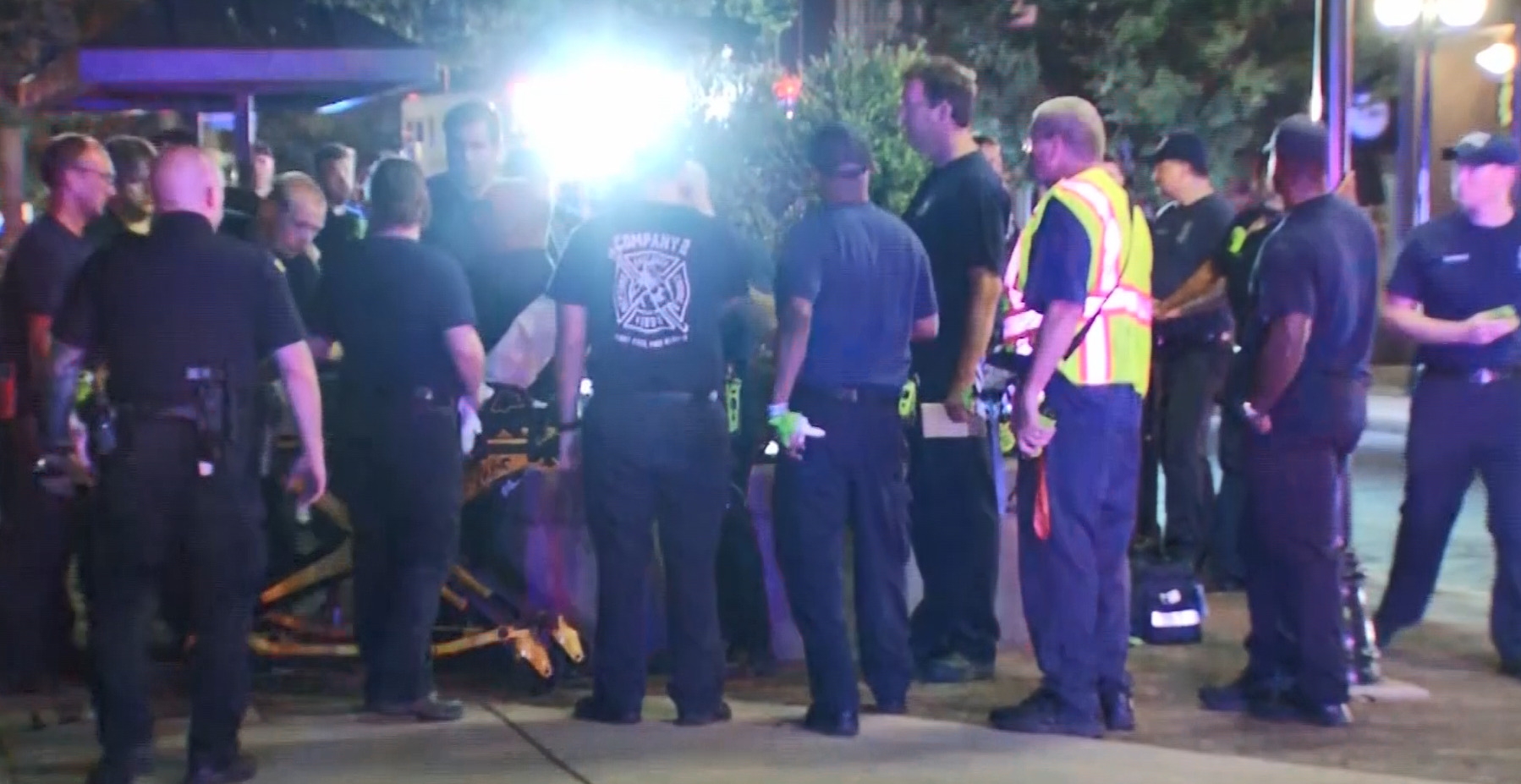 Police: Suspect, 9 others dead, 16 injured in Dayton, OH