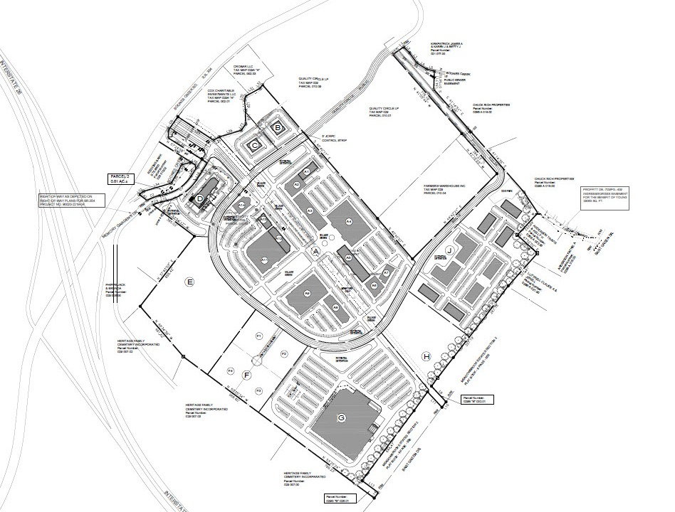 FIRST LOOK: Site plans show proposed layout for Boones
