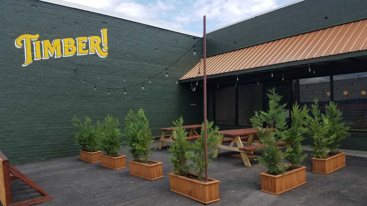 New restaurant 'Timber!' officially open in Johnson City ...