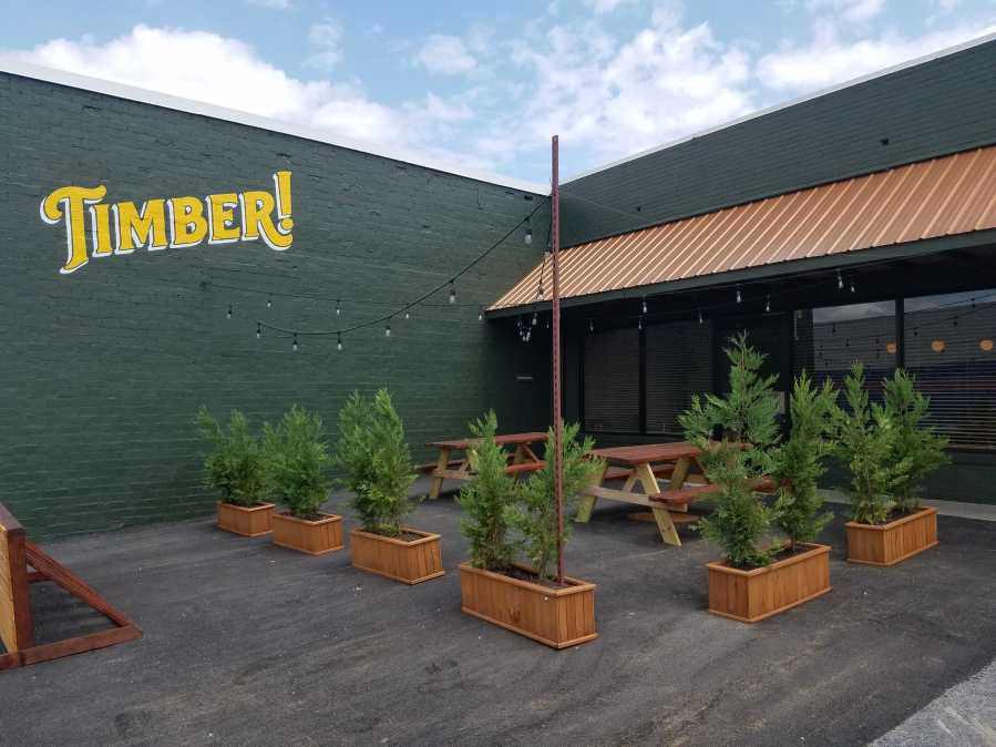 New Restaurant Timber Officially Open In Johnson City