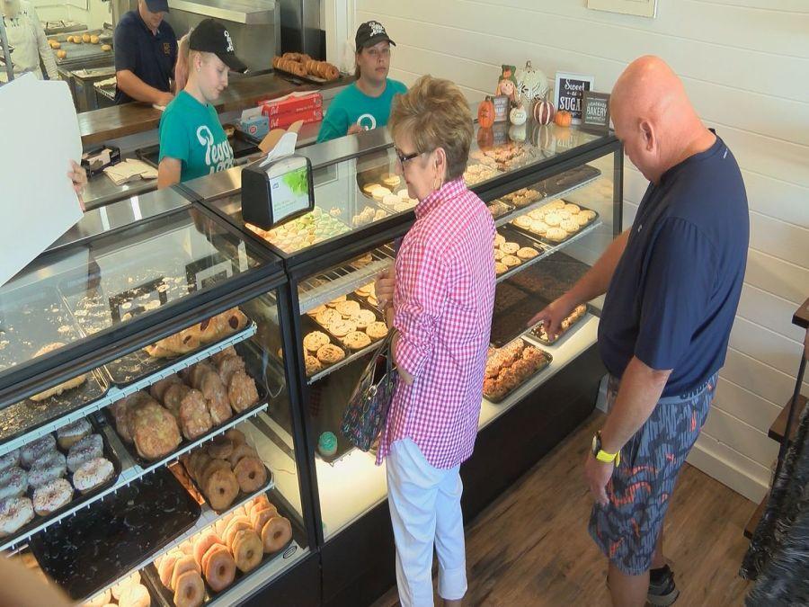 Peggy Ann Bakery now open in Johnson City | WJHL | Tri