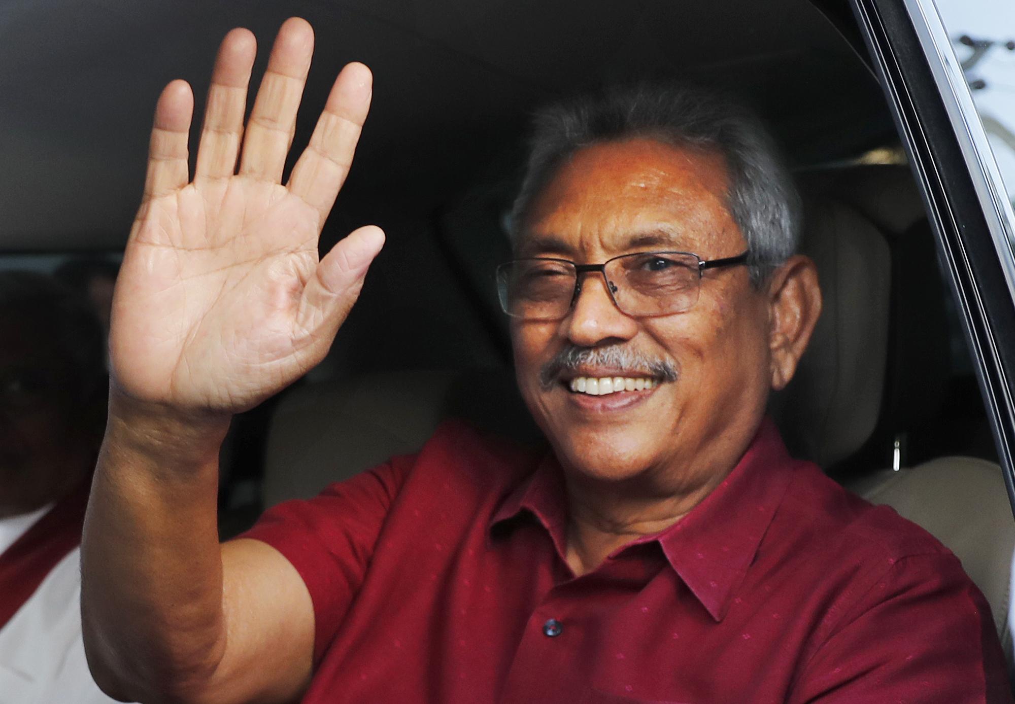Gotabaya Rajapaksa