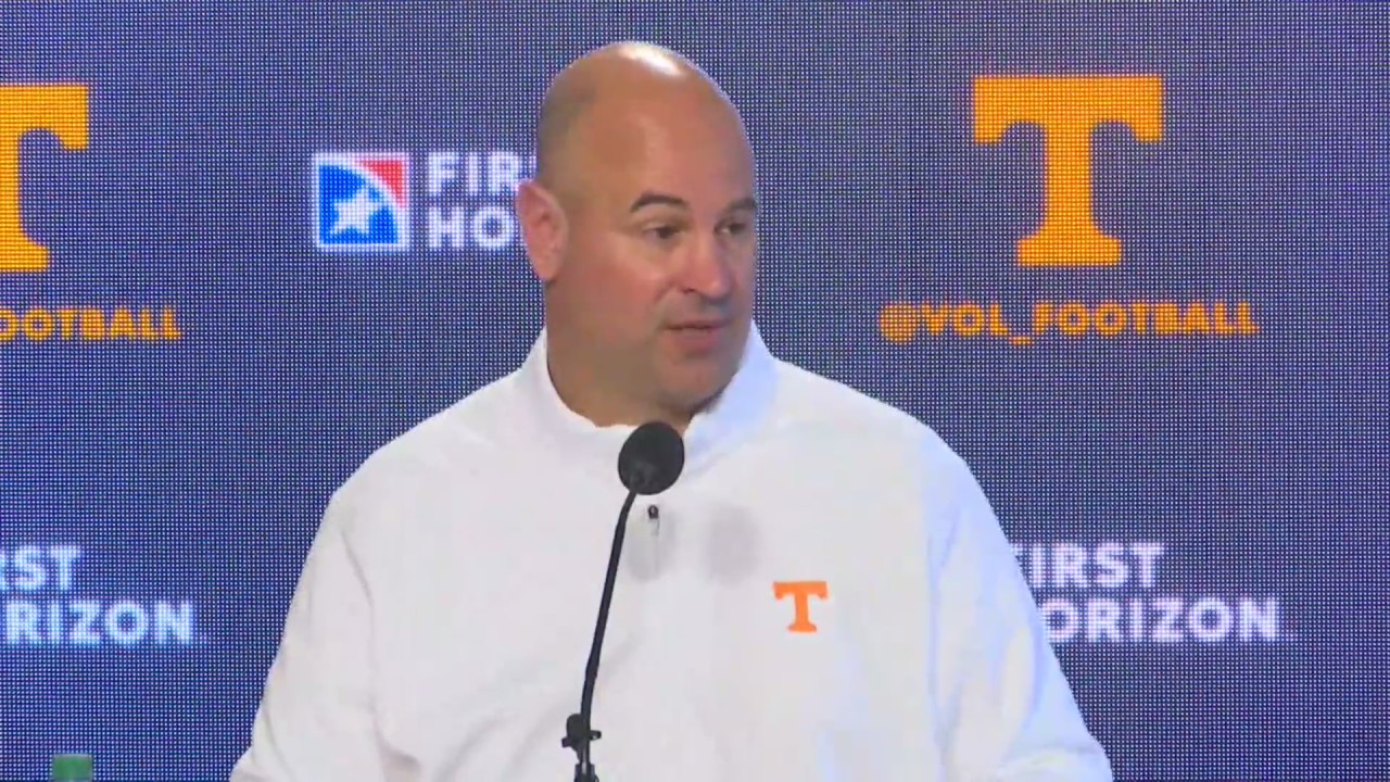 Pruitt: Players dictate who plays at QB | WJHL | Tri ...