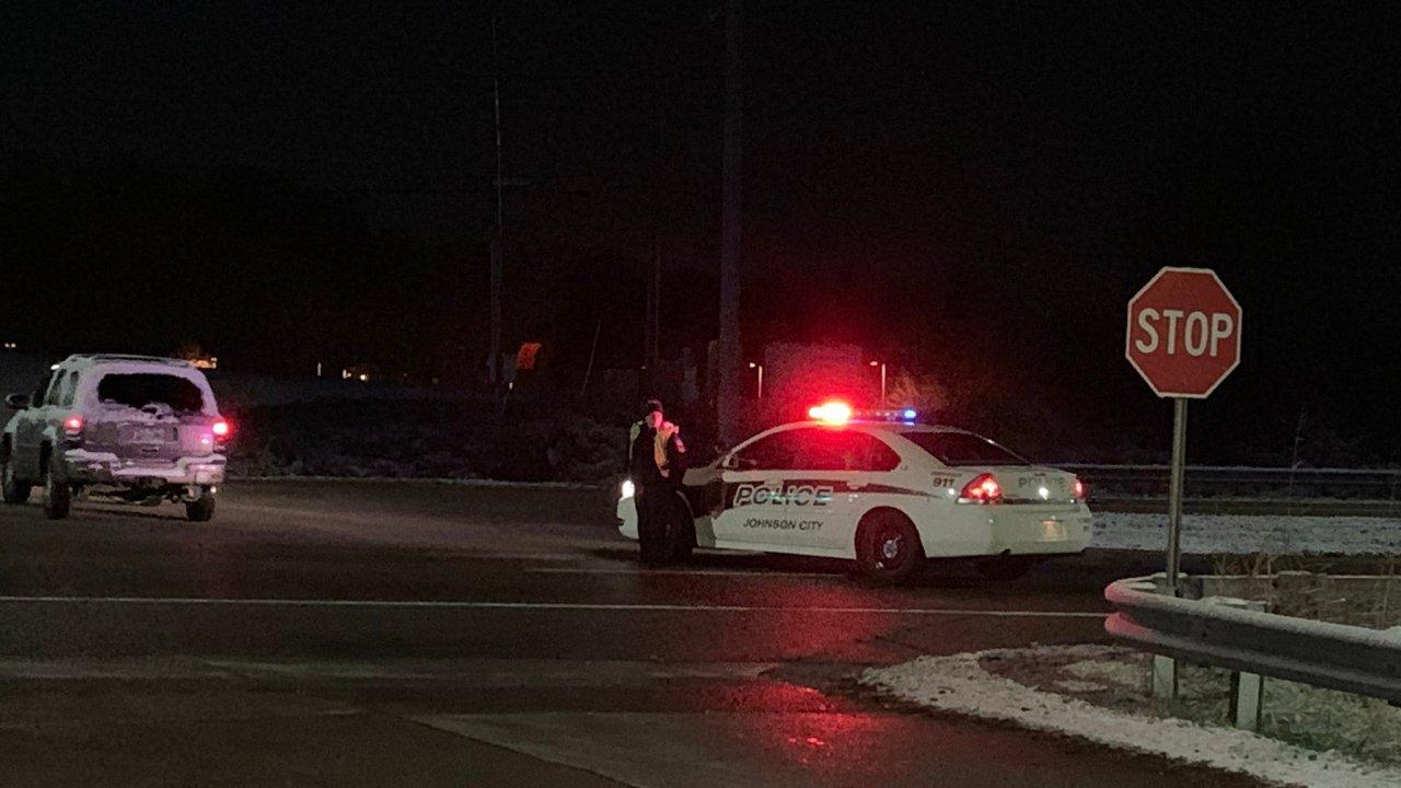 UPDATE: Highway 11E crash cleared, road resalted | WJHL ...