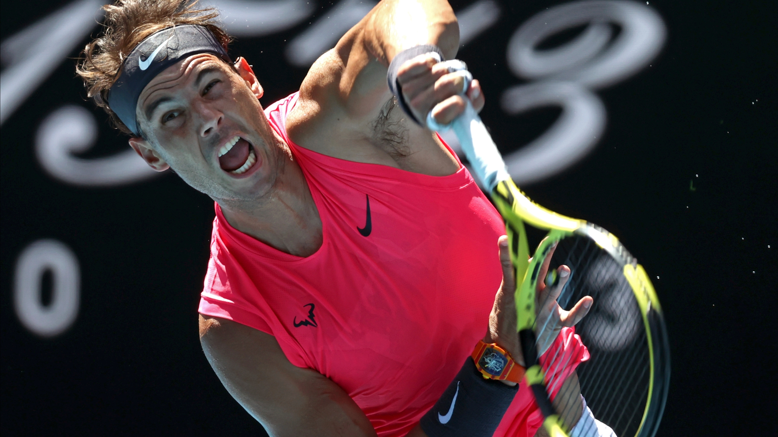 Nadal A Lot On His Mind At Australia Open But Not No 20