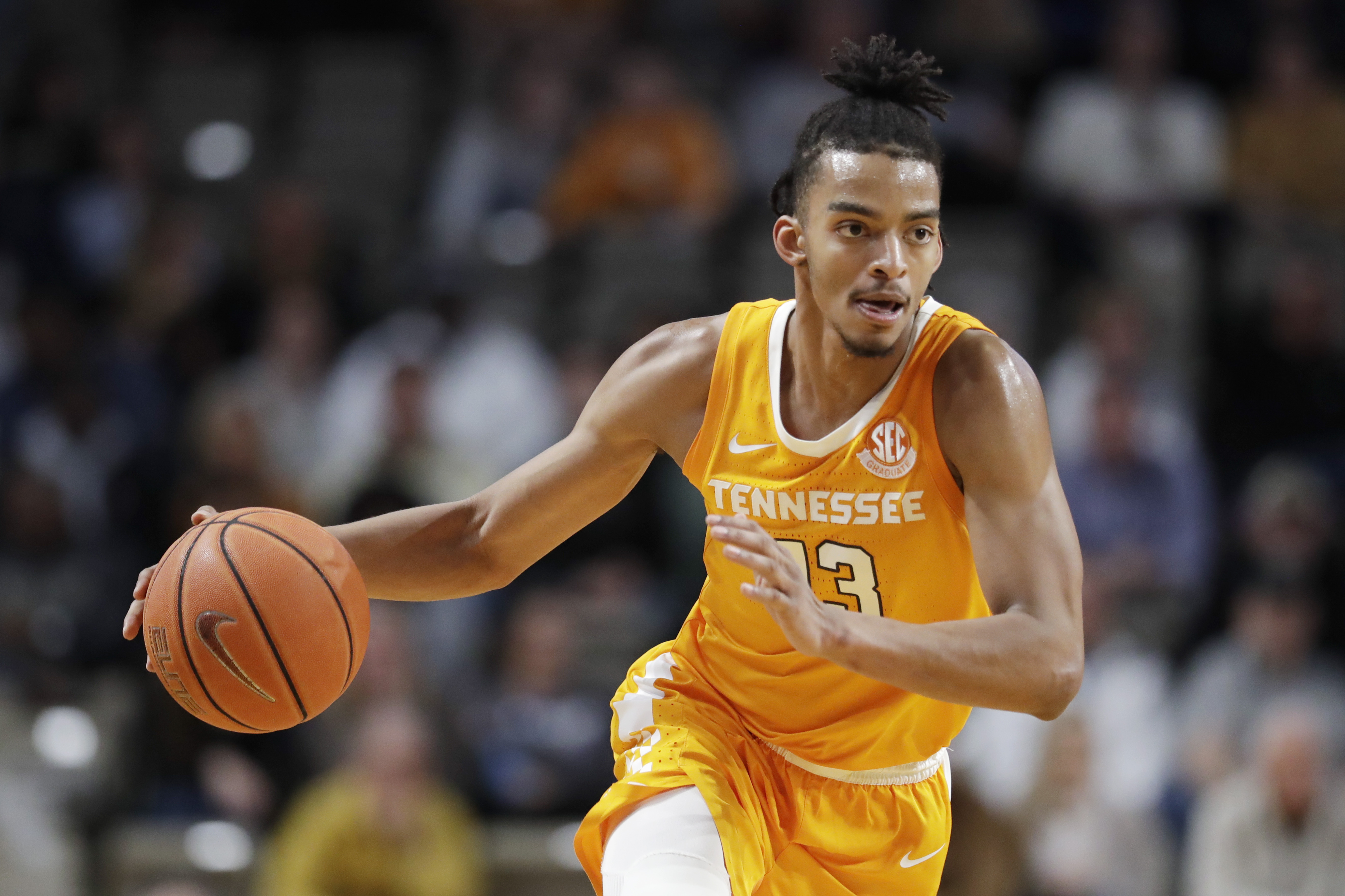 Tennessee grad transfer Jalen Johnson heading to Wake Forest ...