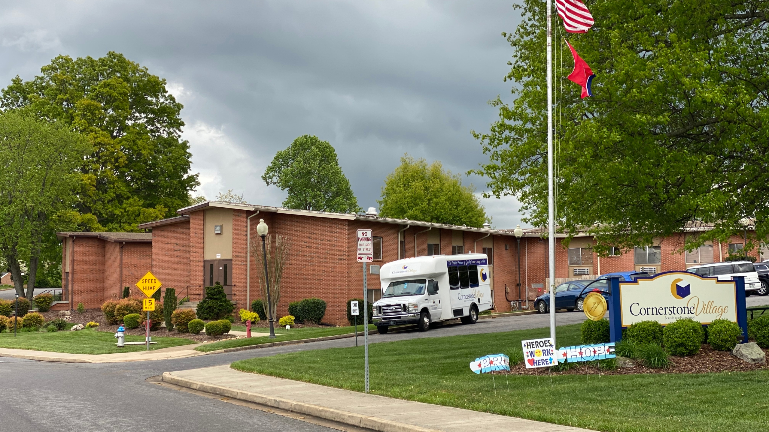 Two Employees Test Positive For Covid 19 At Cornerstone Village Health Care In Johnson City Wjhl Tri Cities News Weather