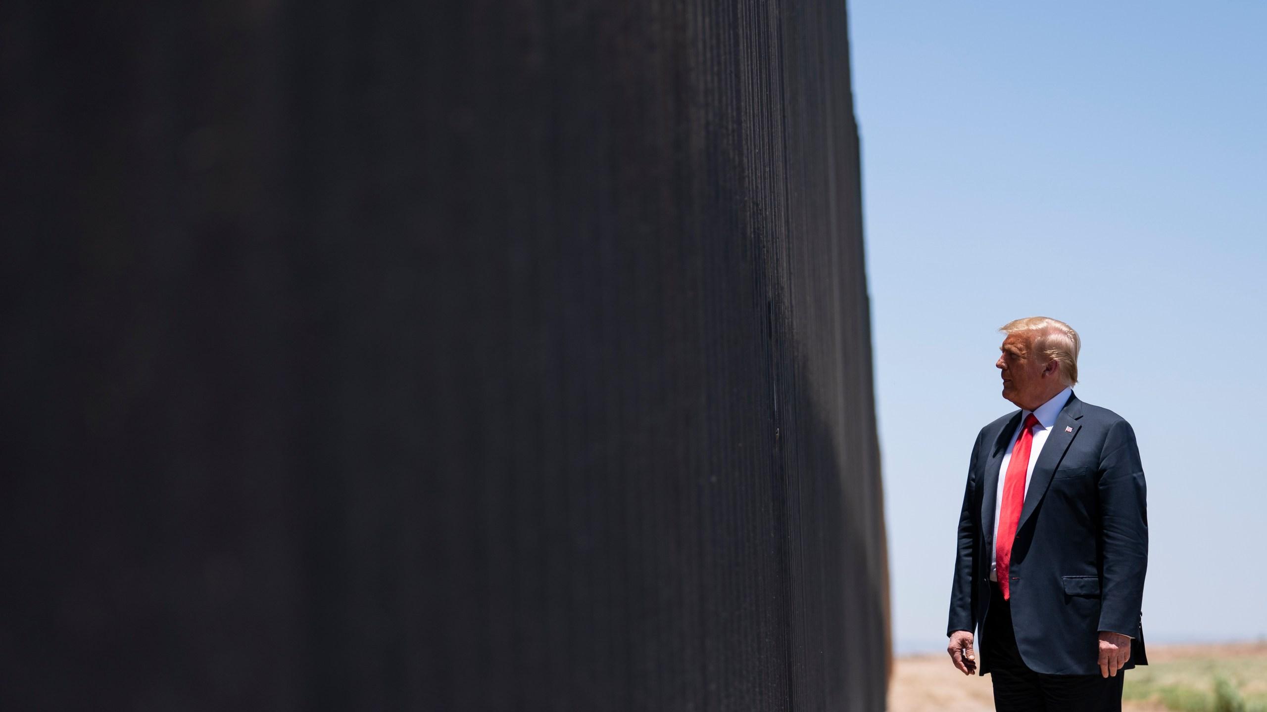 Donald Trump, Rodney Scott