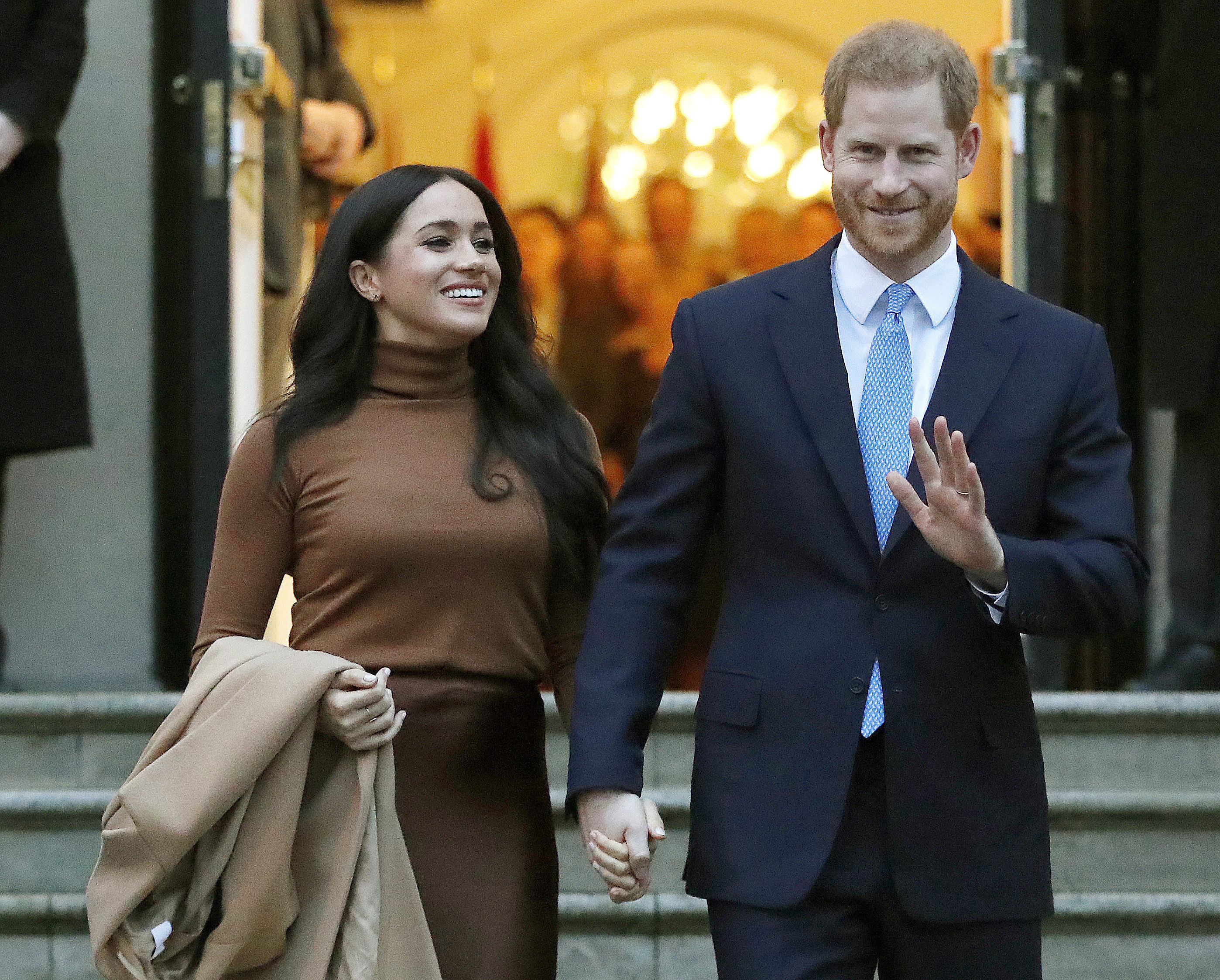 Harry Greeneville Tn Halloween 2020 Prince Harry and Meghan sign production deal with Netflix | WJHL