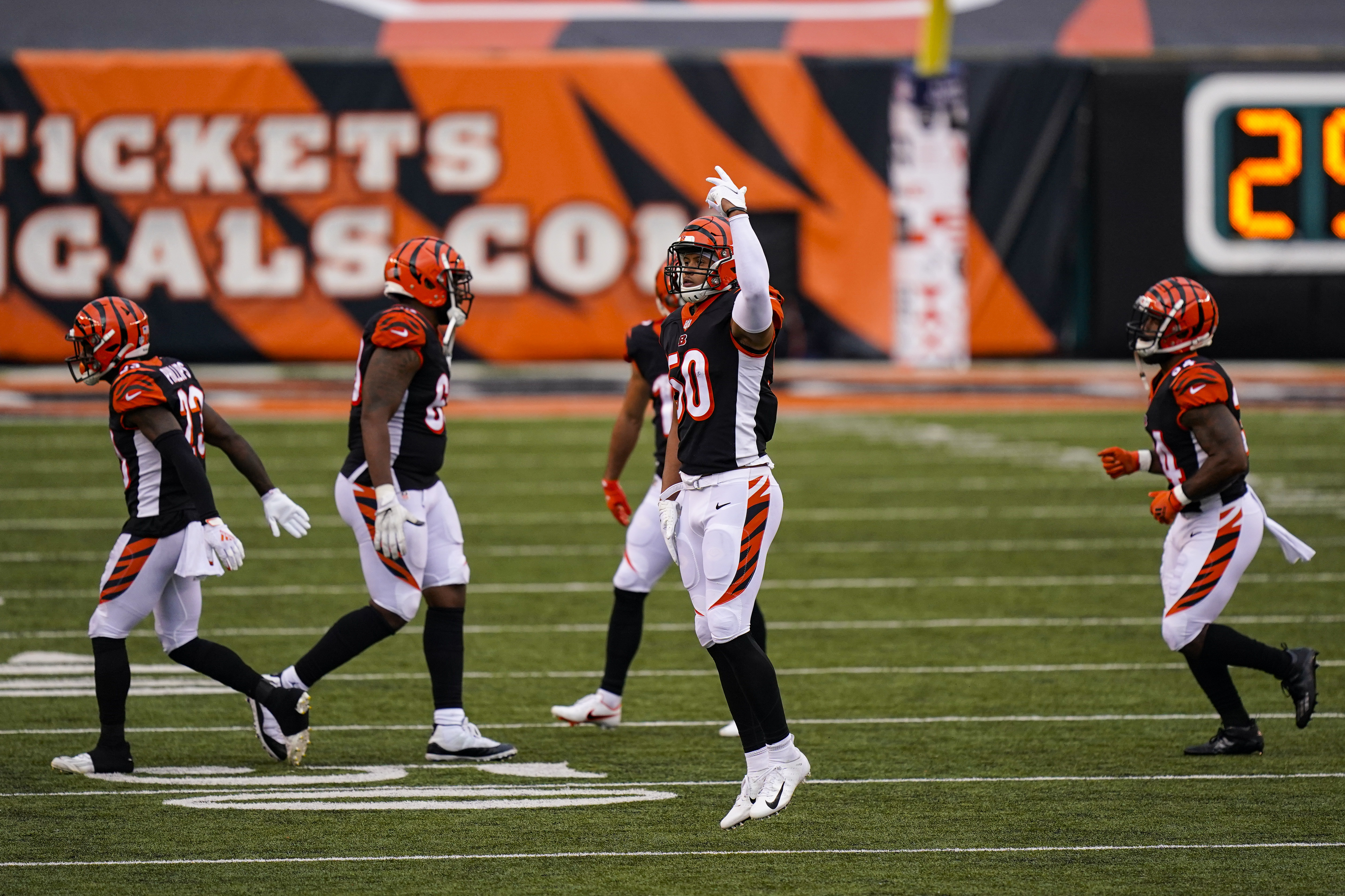 Mixon's 3 TDs pace Bengals in 33-25 win over Jaguars | WJHL | Tri ...