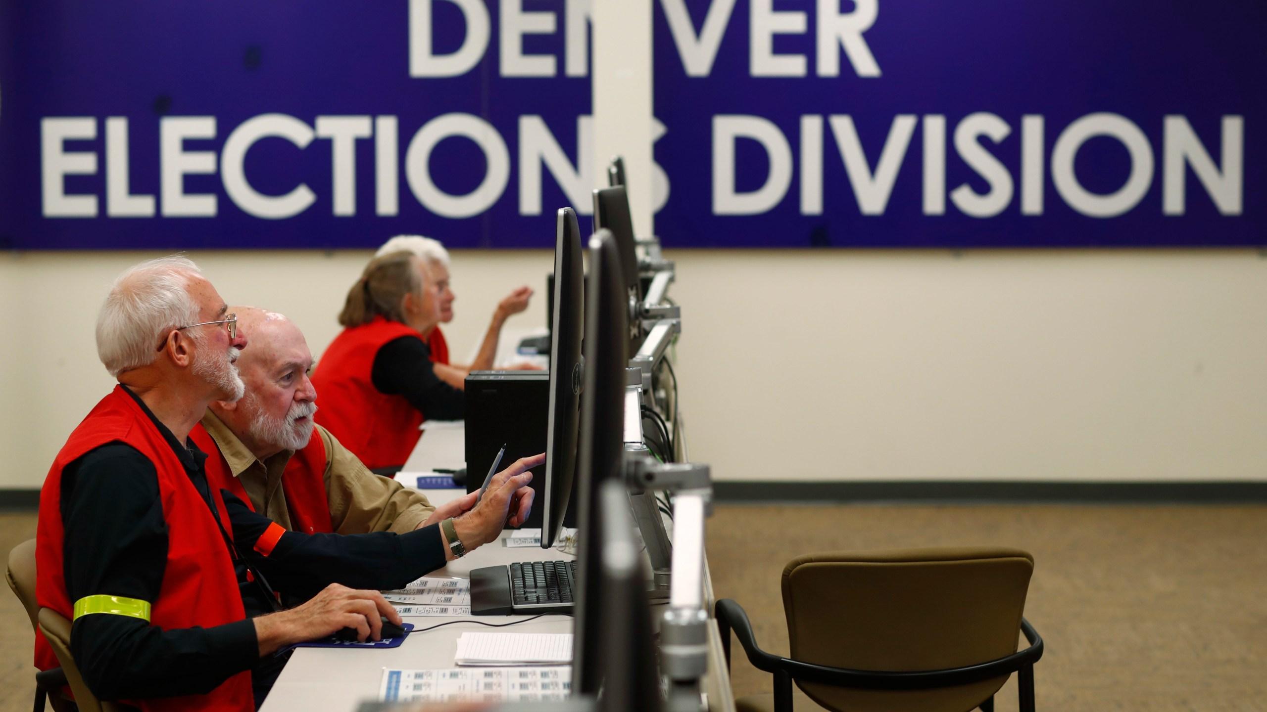 Denver Elections Division, Richard Rend, Nathan Frazier