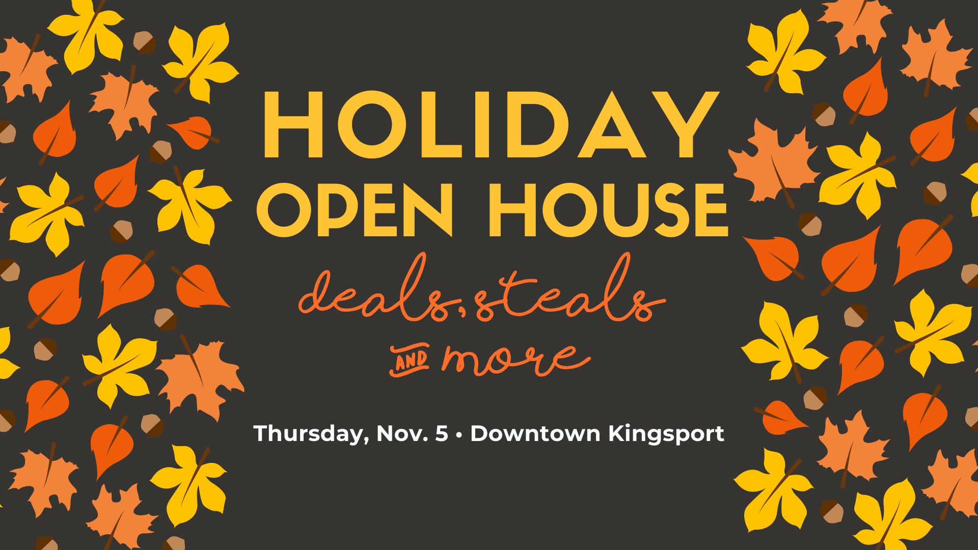Abingdon Christmas Open House 2020 Downtown Kingsport businesses to participate in 'Holiday Open