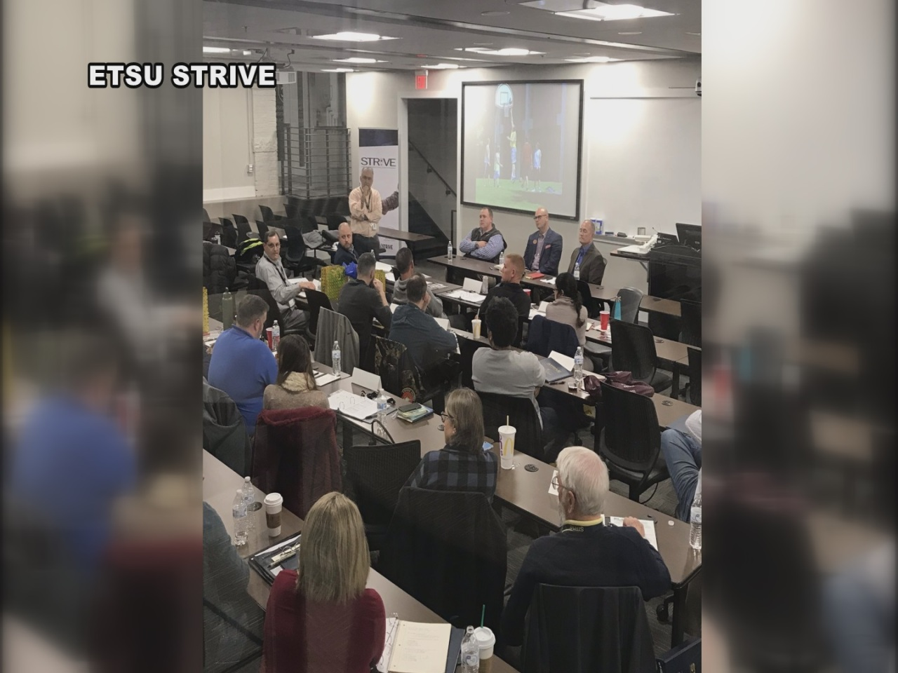 ETSU 'STRIVE' program helps local military families get started in the business world - WJHL-TV News Channel 11