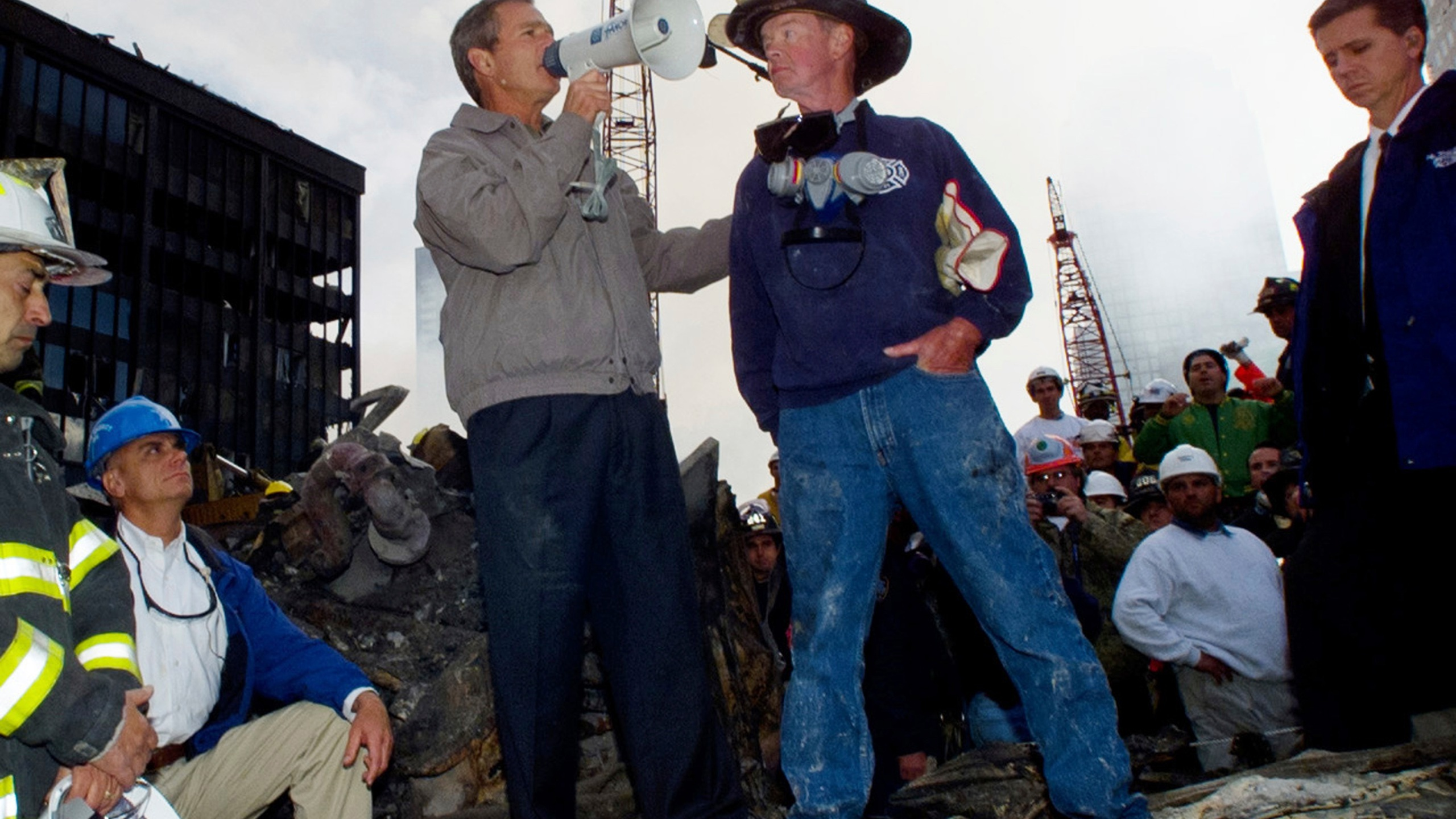 George Bush, Bob Beckwith
