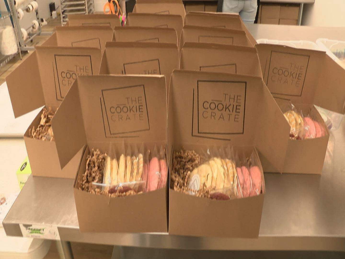 The Cookie Crate Opens Brick And Mortar Store In Johnson City After Online Success Wjhl Tri Cities News Weather
