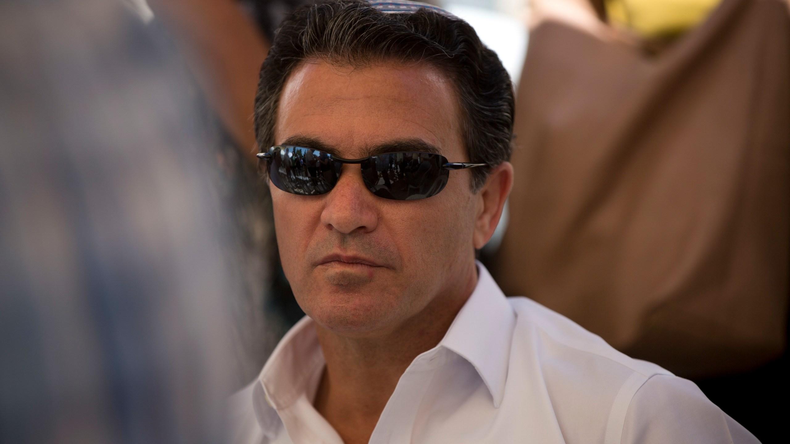 Yossi Cohen