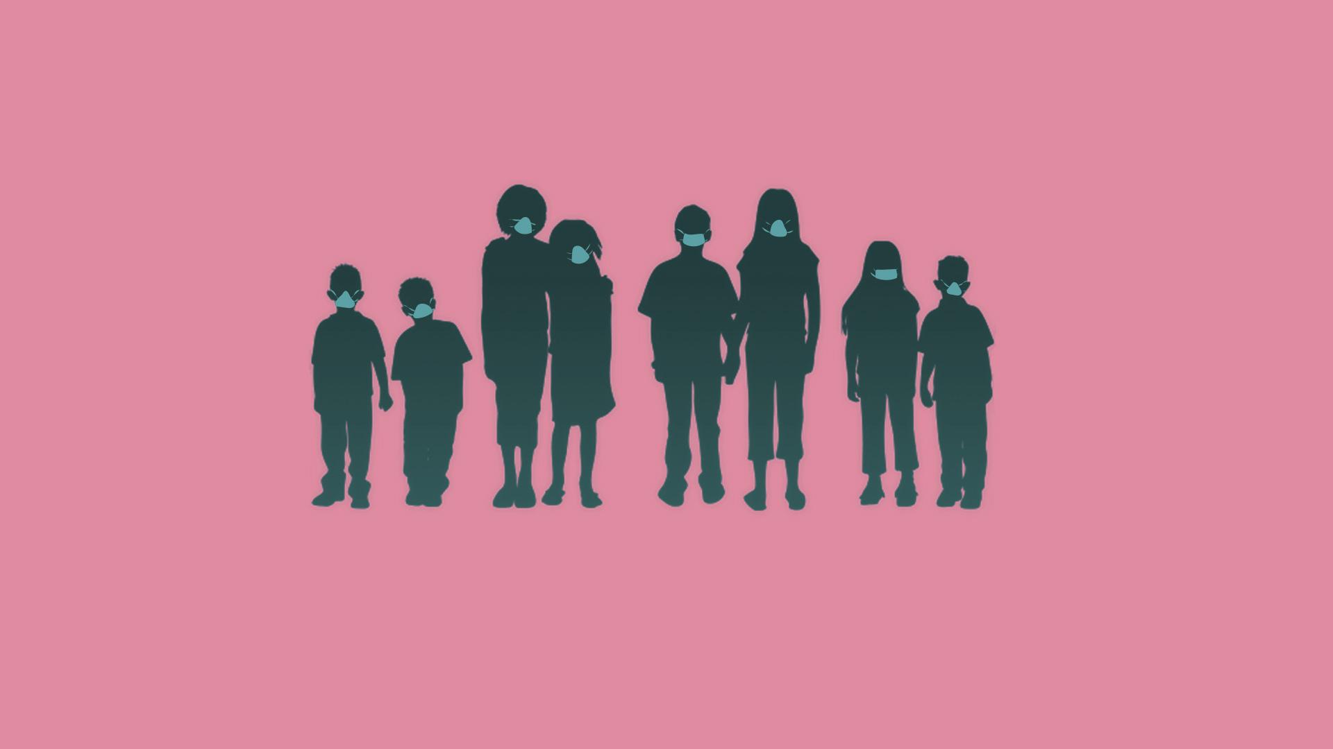 Virus Outbreak-Viral Questions-Masking Kids