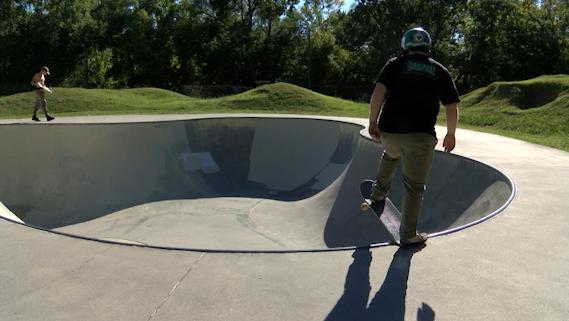 Kingsport breaks ground on new skate park
